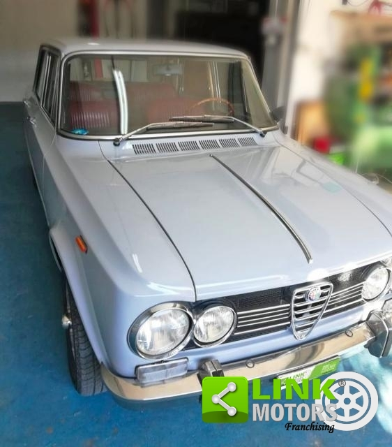 """Alfa Romeo Giulia """"Super"""""""