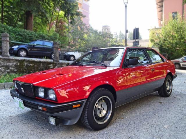 Maserati Biturbo SI - Asimarket.it
